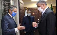 سفر گروسی به تهران، رئیس سازمان انرژی اتمی را به مجلس کشاند