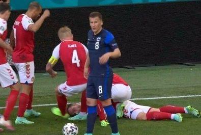 سکته هولناک در فوتبال