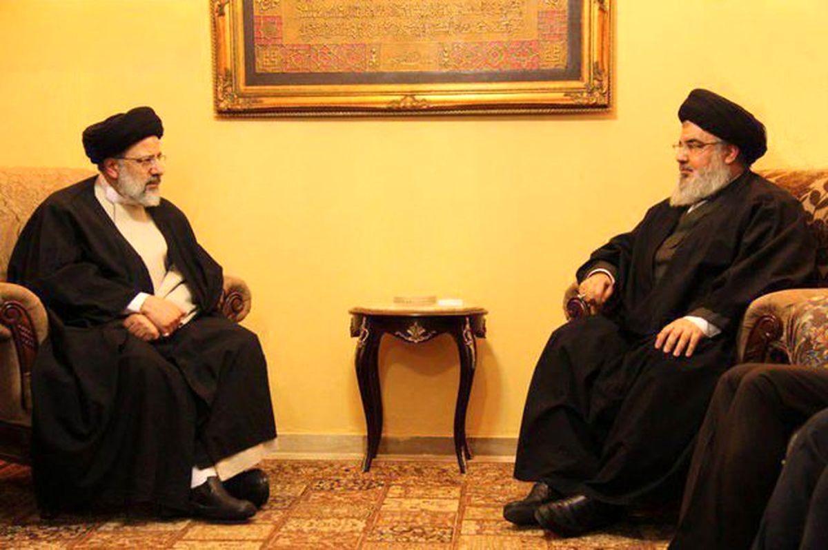 واکنش سیدحسن نصرالله به پیروزی رئیسی در انتخابات ۱۴۰۰ + توئیت