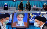 حکم تنفیذ سیزدهمین دوره ریاست جمهوری اسلامی ایران + تصویر