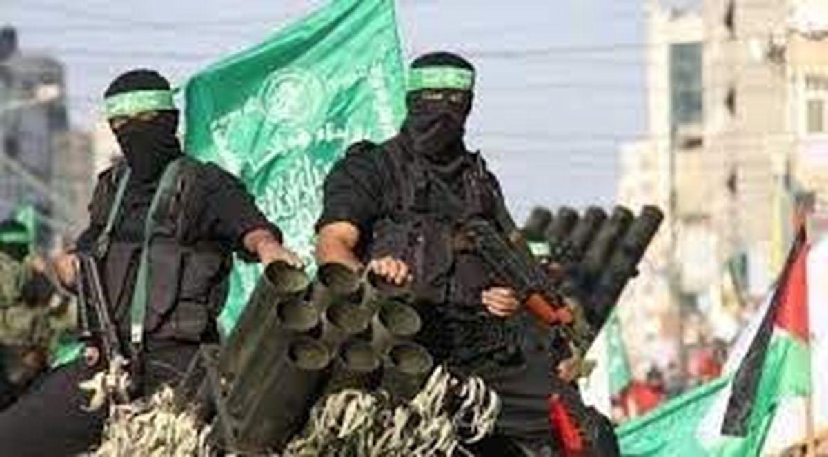 واکنش حماس به حمله موشکی حزبالله لبنان به اراضی اشغالی