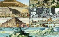 عجایب هفتگانه جهان را بشناسید تصاویر