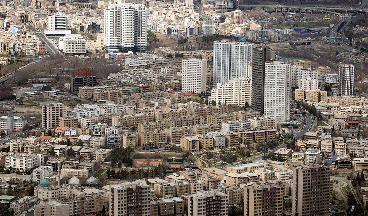 خانههای بالای شهر ارزان شد