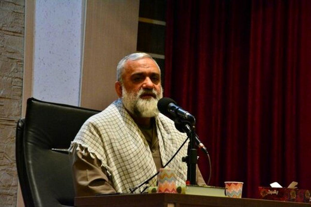واکنش سردار سپاه به شکست ارتش افغانستان مقابل طالبان