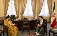 سید عمار حکیم به رئیسی تبریک گفت