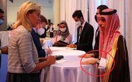 خشم عربستانیها از ساعت طلای وزیر خارجه سعودی