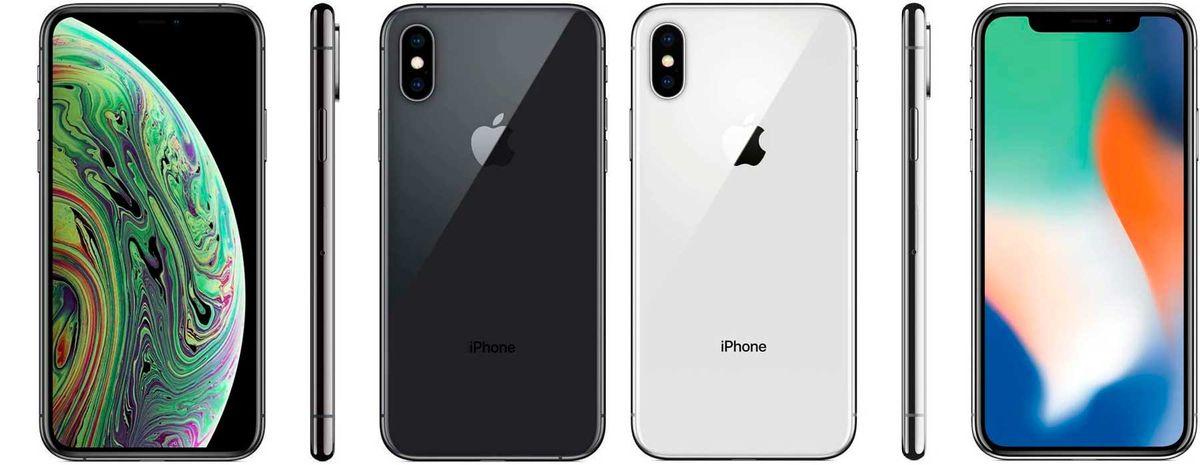مقایسه جامع گوشی آیفون X با XS – کدامیک بهتر است؟