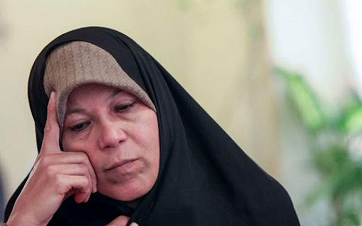 رای فائزه هاشمی به همتی