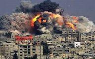 ادامه جنایات رژیم صهیونیستی در غزه زیر چتر حمایتی آمریکا