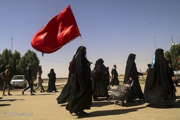 مرزهای عراق باز است؟   کرایه رسمی سواریها از مهران به داخل کشور