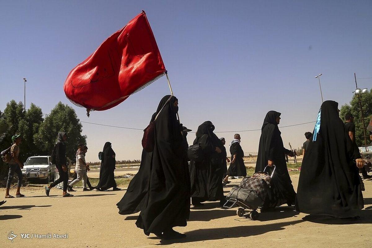 مرزهای عراق باز است؟ | کرایه رسمی سواریها از مهران به داخل کشور
