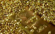 قیمت جهانی طلا نزدیک به بالاترین سطح 2.5 ماهه باقی ماند