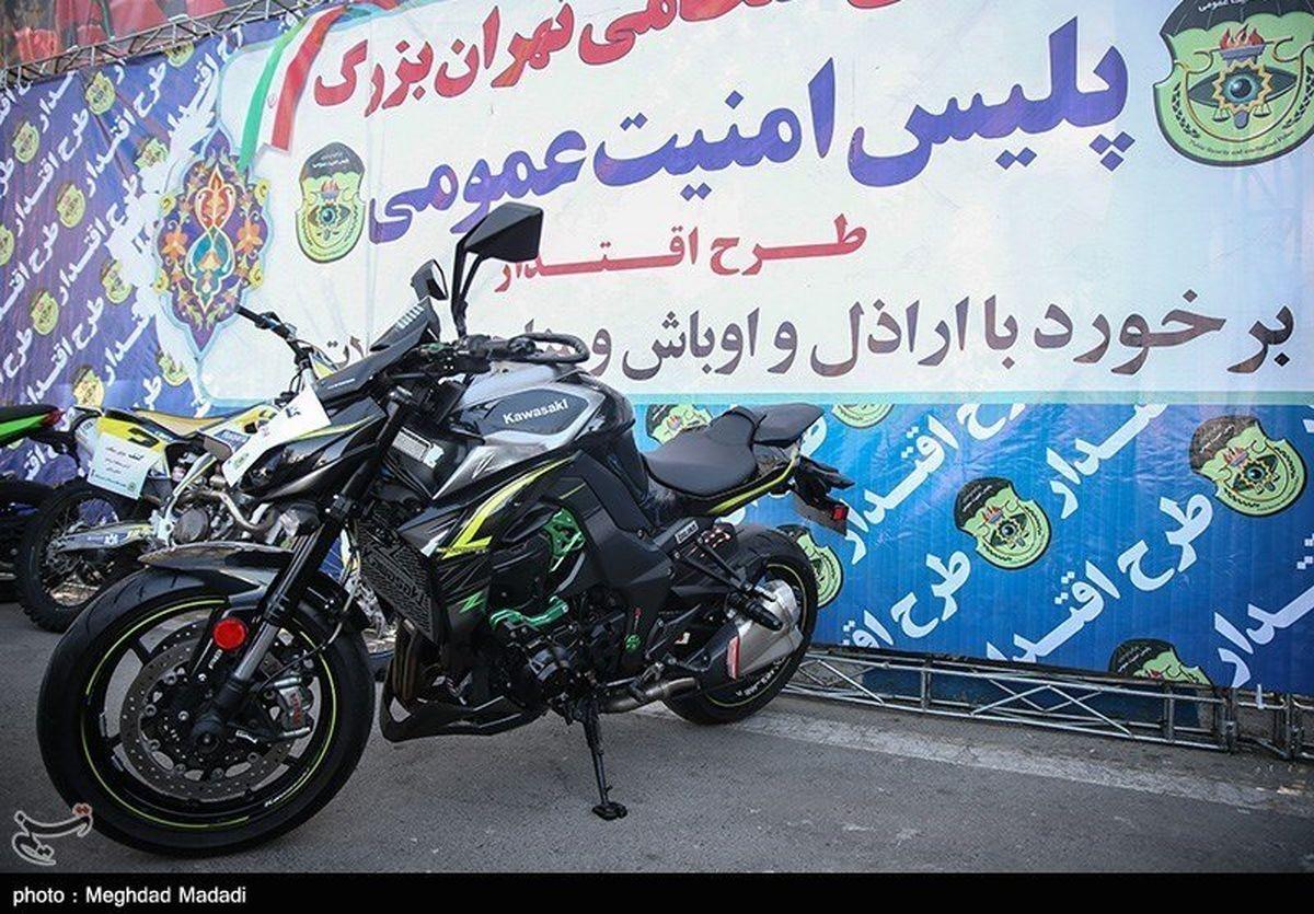 واکنش پلیس تهران به فیلم بازداشت یک خانم
