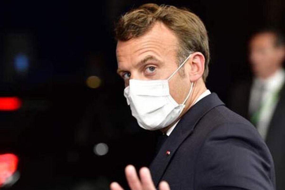 تظاهرات مردم فرانسه علیه ماکرون و واکسیناسیون اجباری