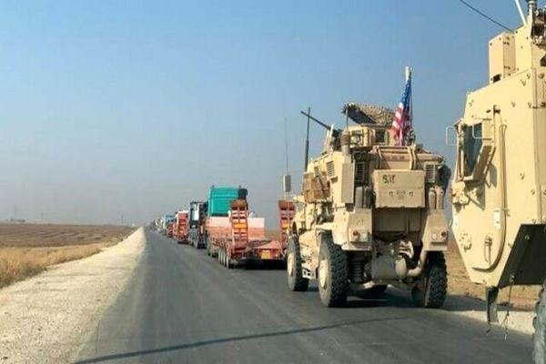 انفجار بمب در مسیر کاروان آمریکا در جنوب عراق