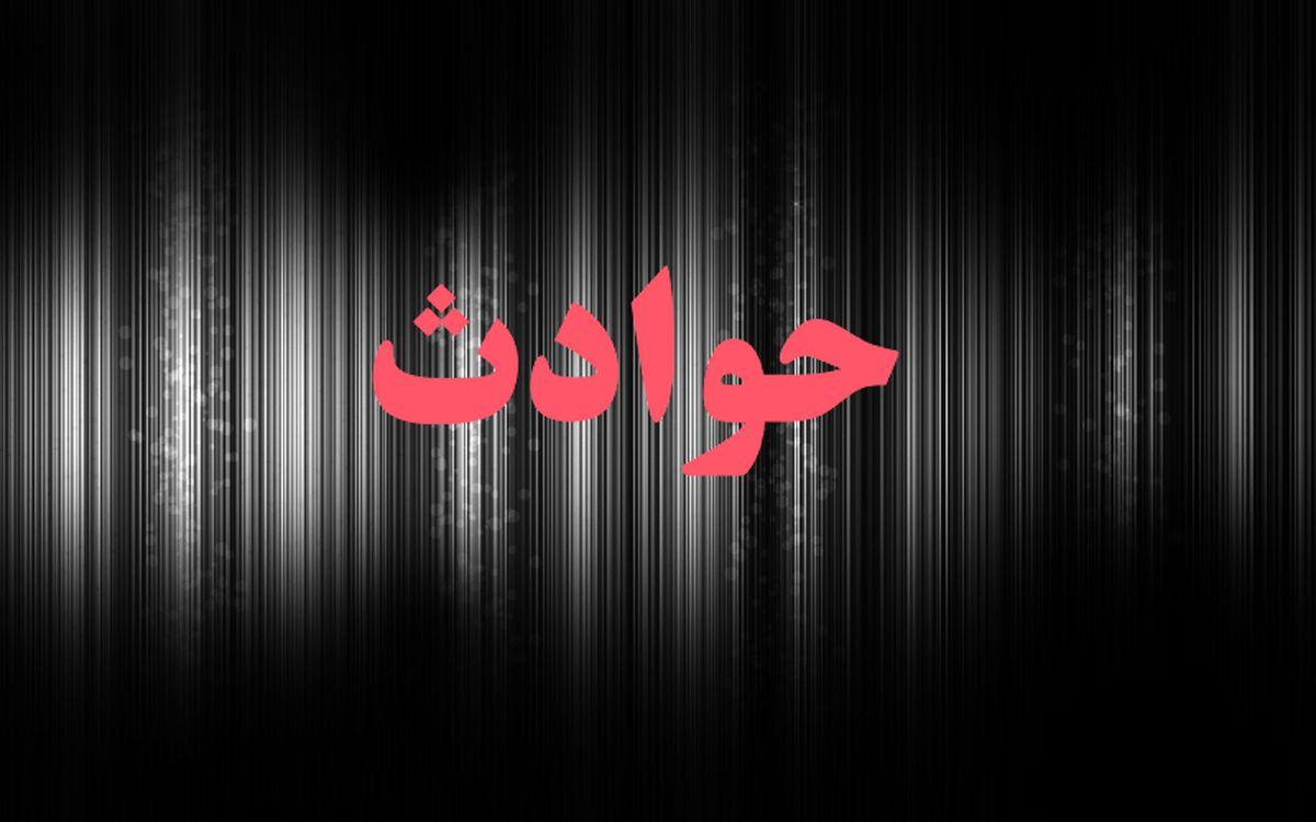 تصادف مرگبار 206 در اتوبان صدر تهران؛فیلم