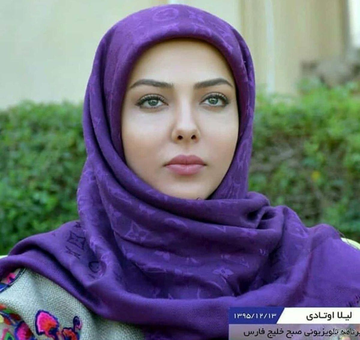 لیلا اوتادی : با مرد معروف ازدواج نمیکنم! + فیلم