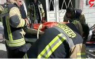 انفجار بزرگ در شهریار / 6 نفر مجروح شدند + عکس