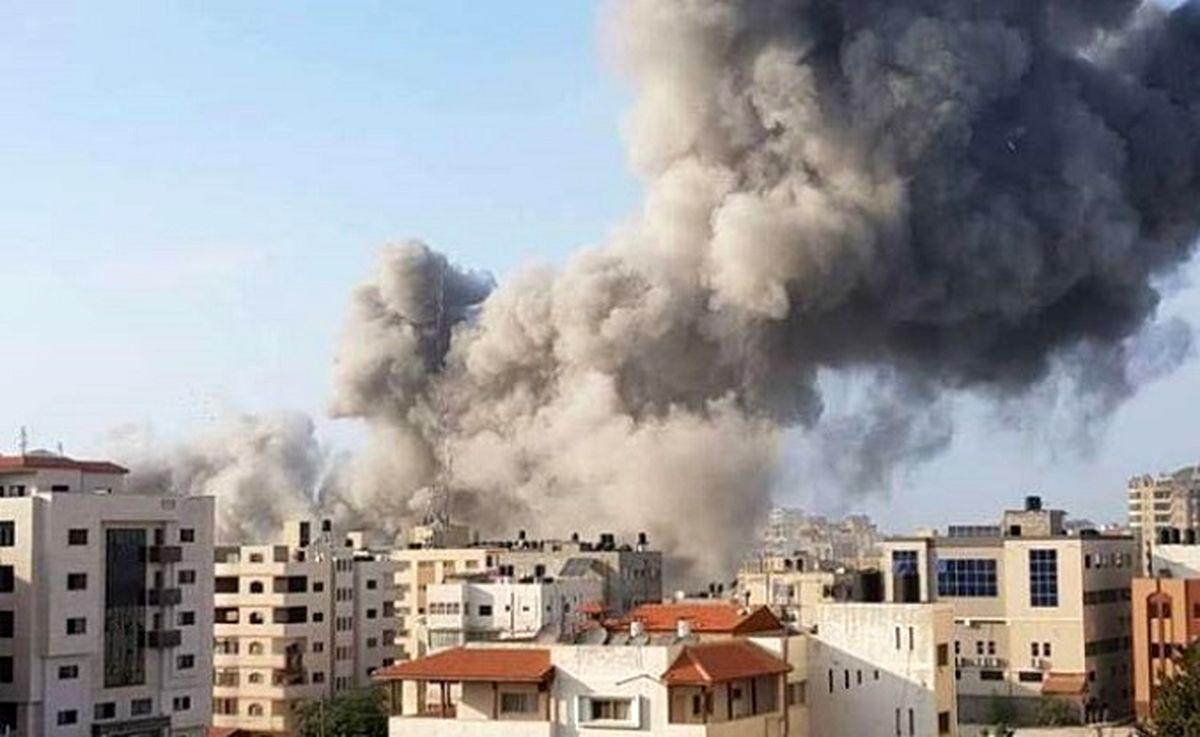 وحشت اسرائیل از دست نامرئی خدا / بمباران اورشلیم انتقام ایران است؟