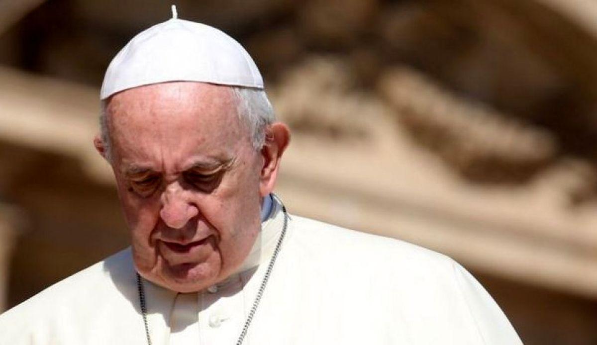 پاپ فرانسیس خواهان پایان خشونت در قدس شد