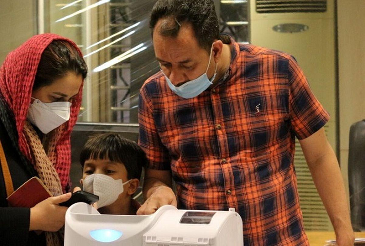 مشارکت انتخاباتی سمنانیها به ۵۴ درصد رسید + جزئیات