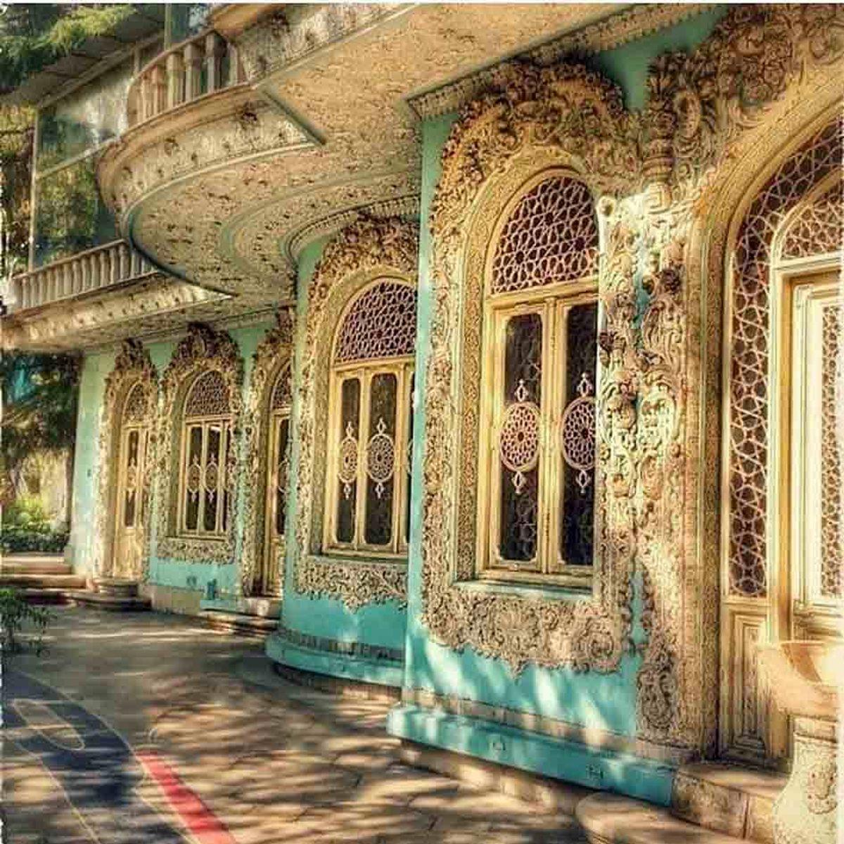 عمارتی رویایی در تهران که زیباتراز کاخهای اروپاییست