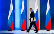۵۷ درصد روسها از عملکرد پوتین راضی هستند