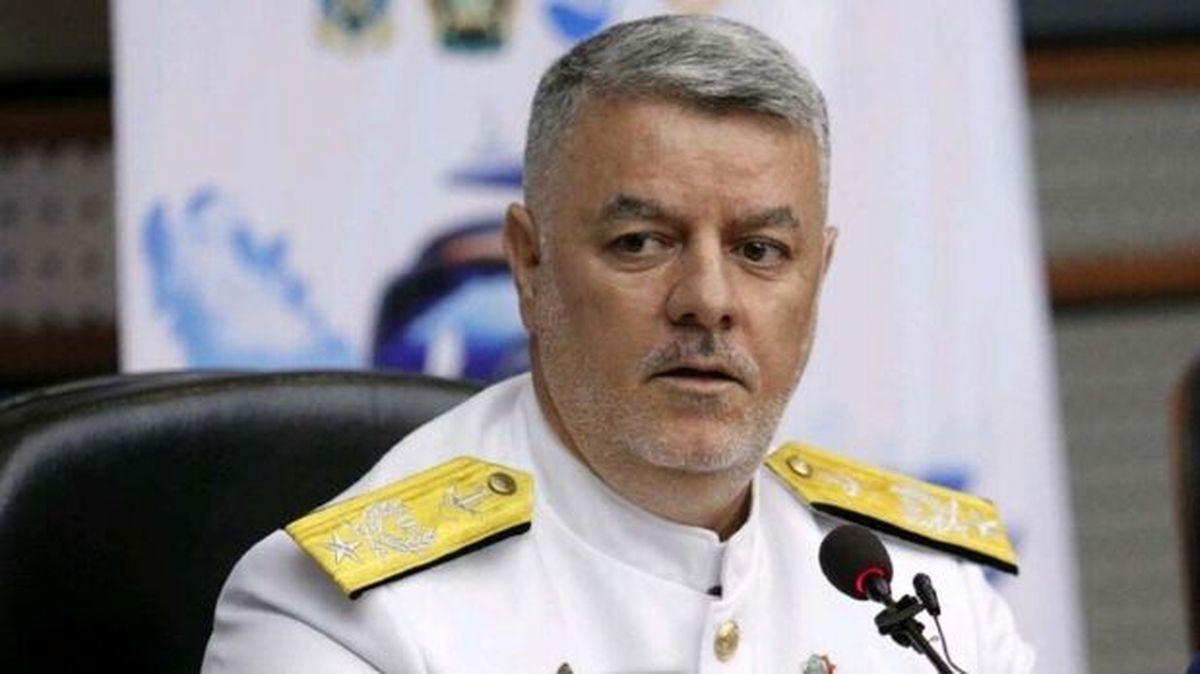 سمت جدید فرمانده پیشین نیروی دریایی ارتش   جزئیات