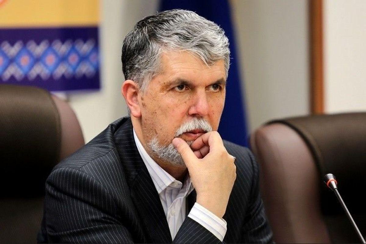 واکنش وزیر ارشاد به انتصاب فرمانده ارتشی