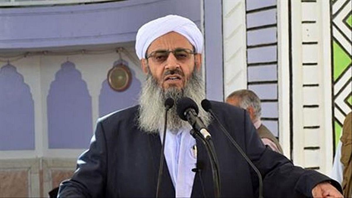 مولوی عبدالحمید از کدام نامزد انتخابات حمایت کرده است؟