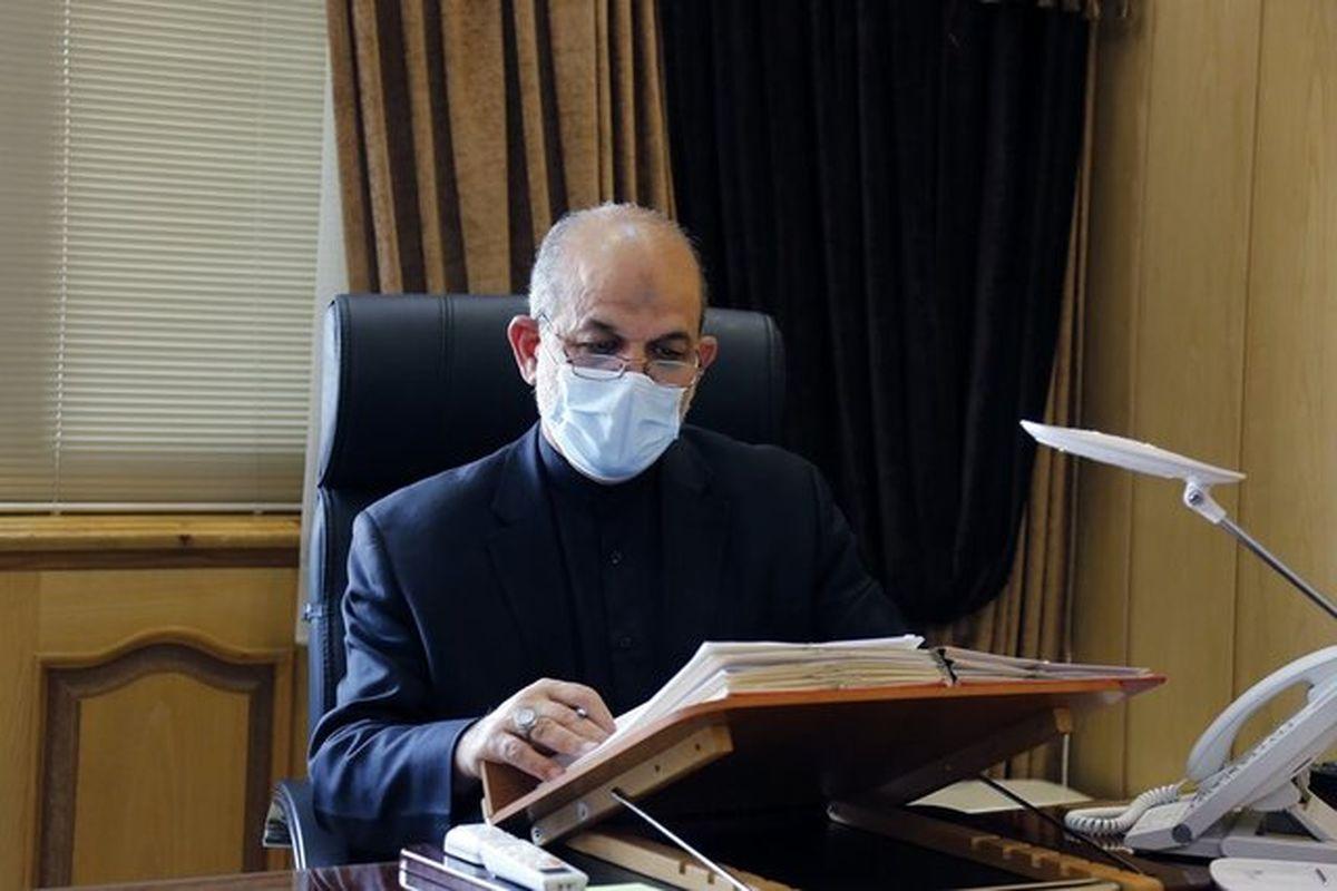وزیر کشور درگذشت سرلشگر سید حسن فیروزآبادی را تسلیت گفت
