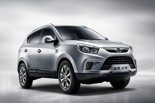 جدیدترین قیمت خودروهای چینی| جکS۵ به ۷۳۵ میلیون تومان رسید