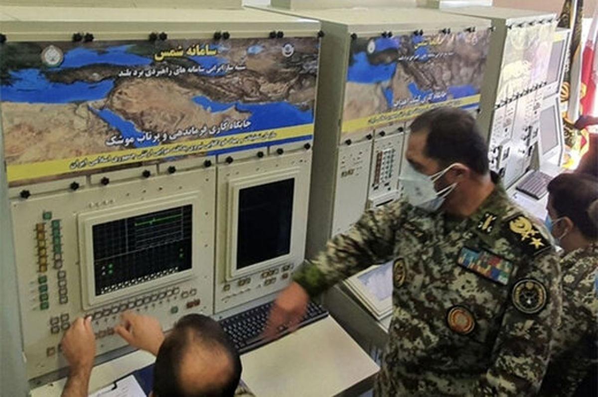 دستاوردهای جدید نیروی پدافند هوایی ارتش