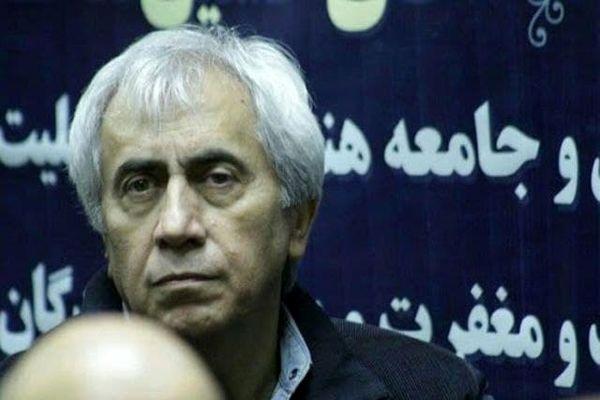 بازیگر مختارنامه درگذشت + علت فوت