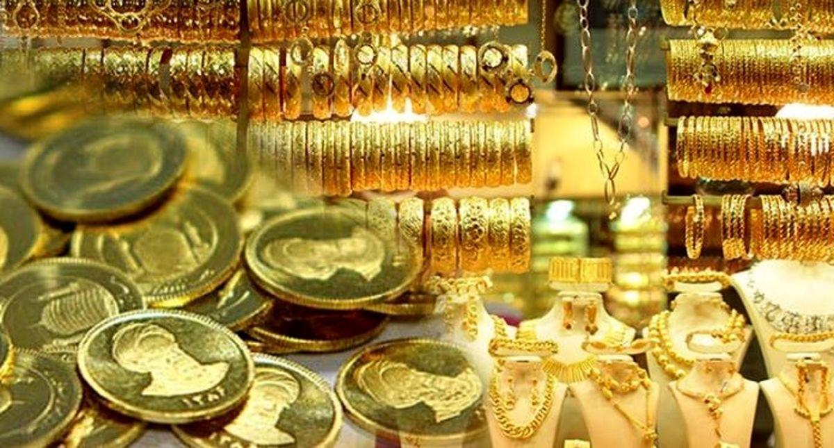 قیمت طلا، سکه، دلار امروز / سکه وارد کانال ١١میلیون تومان شد! + جدول