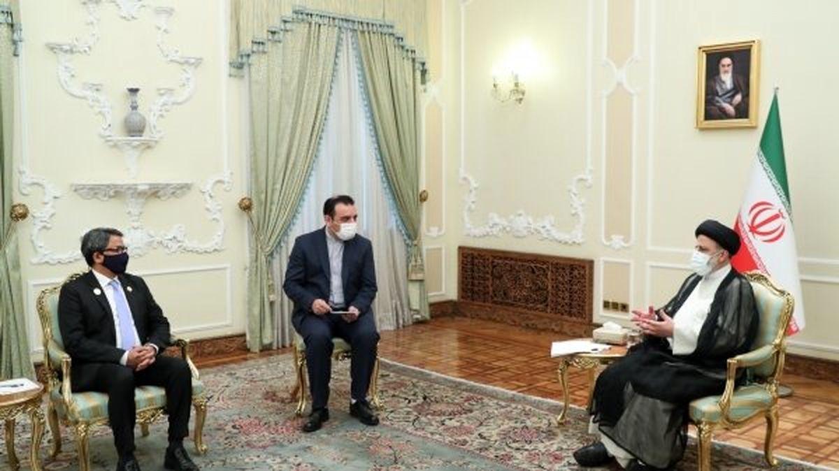 برای توسعه جدی روابط تهران-داکا اراده جدی داریم