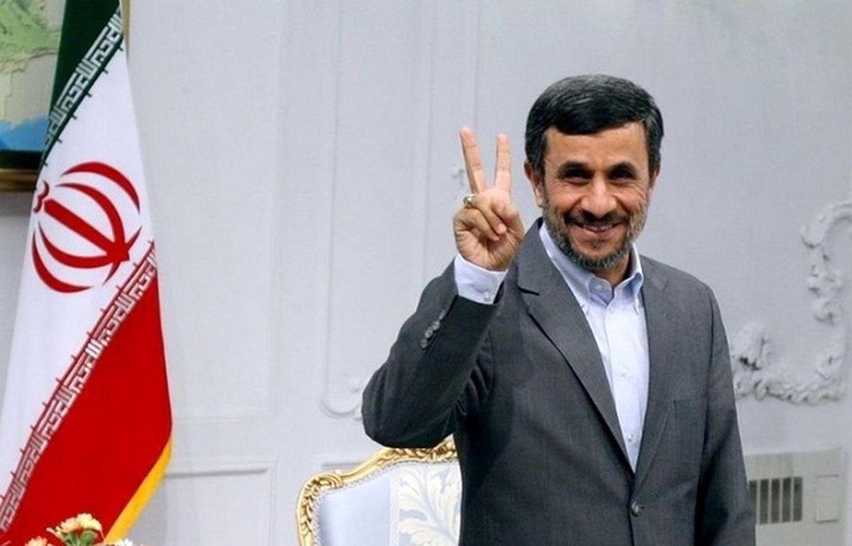 احمدی نژاد در آستانه کاندیداتوری: امروز آغاز دوره جدید برای ملت ایران است