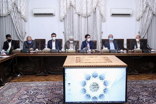 جلیلی در جلسه ستاد هماهنگی اقتصادی| نسبت جلیلی با دولت چیست؟
