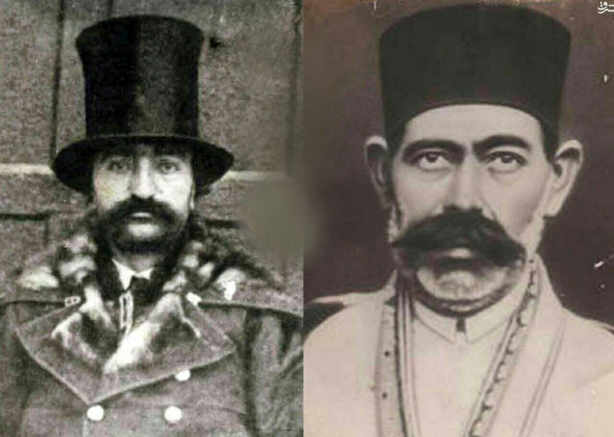 هویت بدل ناصرالدین شاه فاش شد + عکس