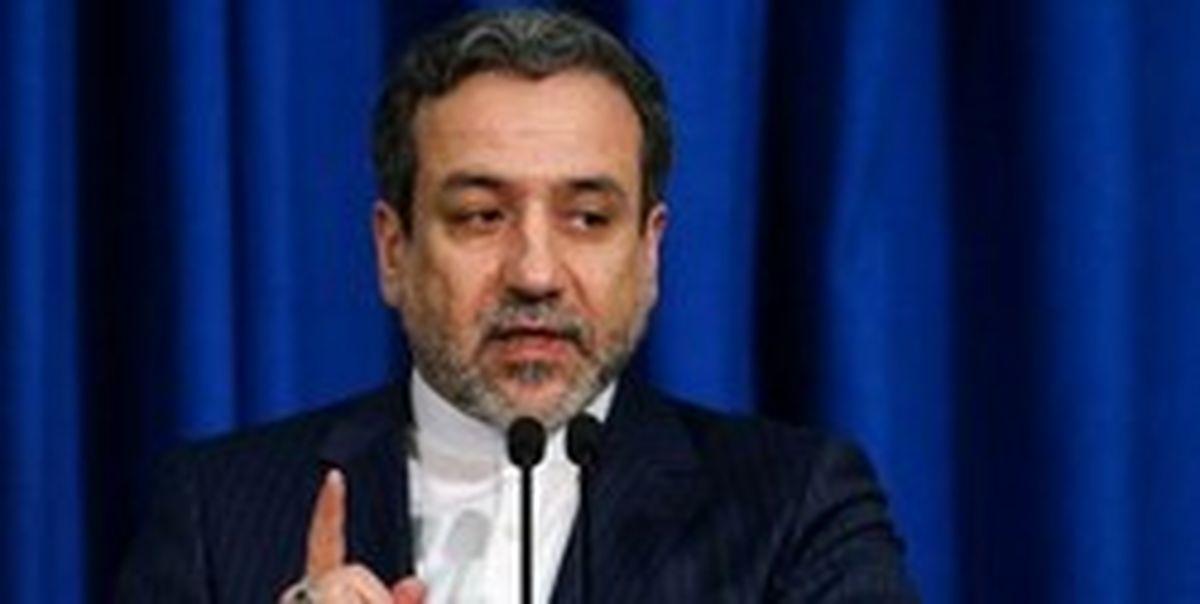 عراقچی: ترامپ نتیجه ماجراجوییاش را در منطقه خواهد دید / به سفیر سوئیس هشدار دادیم که هرگونه تعدی آمریکا به خاک ایران با پاسخ محکم مواجه خواهد شد