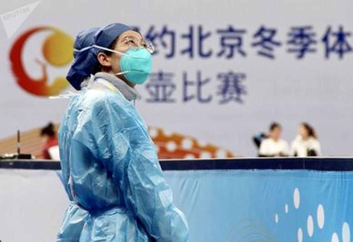 مسابقات آماده سازی برای المپیک زمستانی ۲۰۲۲ در چین+عکسها