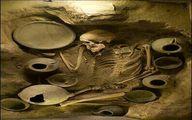 عکس: بزرگترین قبرستان عصرآهن منطقه شمال مرکزی ایران