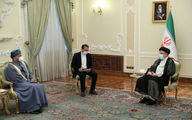پاسخ امنیتی رئیسی به فرستاده ویژه سلطان عمان
