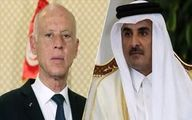 جزئیات گفتوگوی مهم رئیسجمهور تونس و امیر قطر درباره پشت پردههای ویروس کرونا