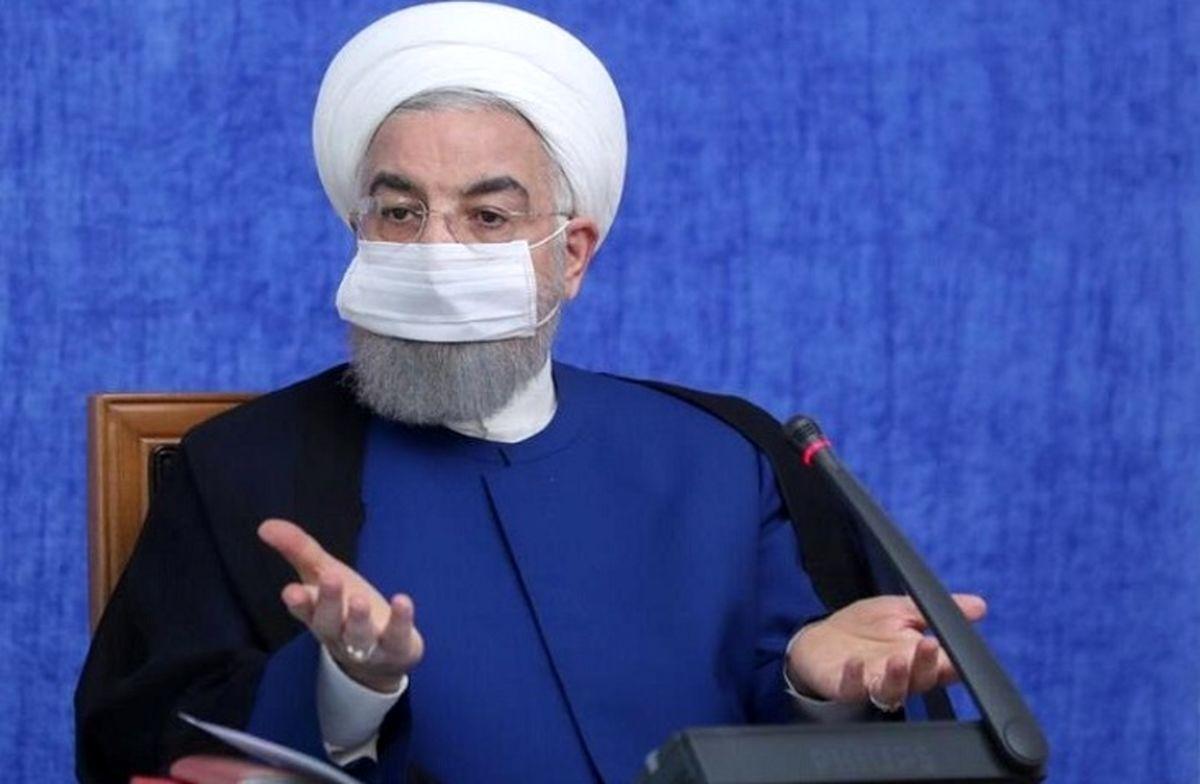 اولين پيام حسن روحاني به دولت جديد آمريكا