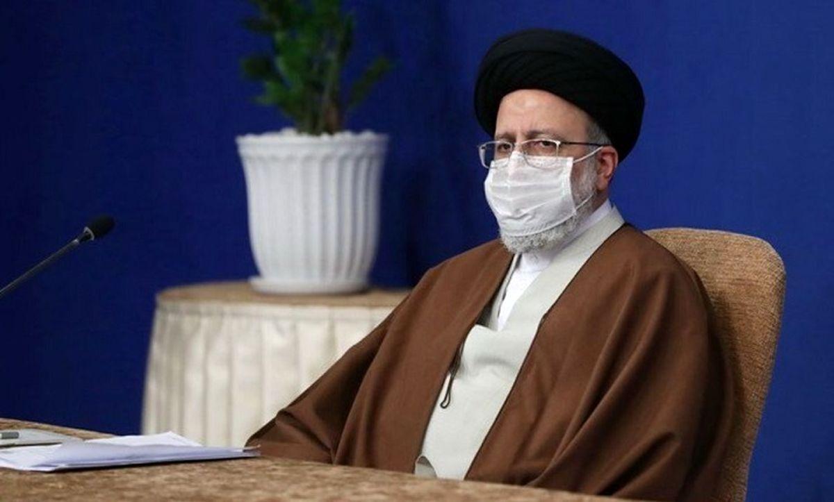 علامت رسمی ستاد انتخاباتی رئیسی منتشر شد + عکس