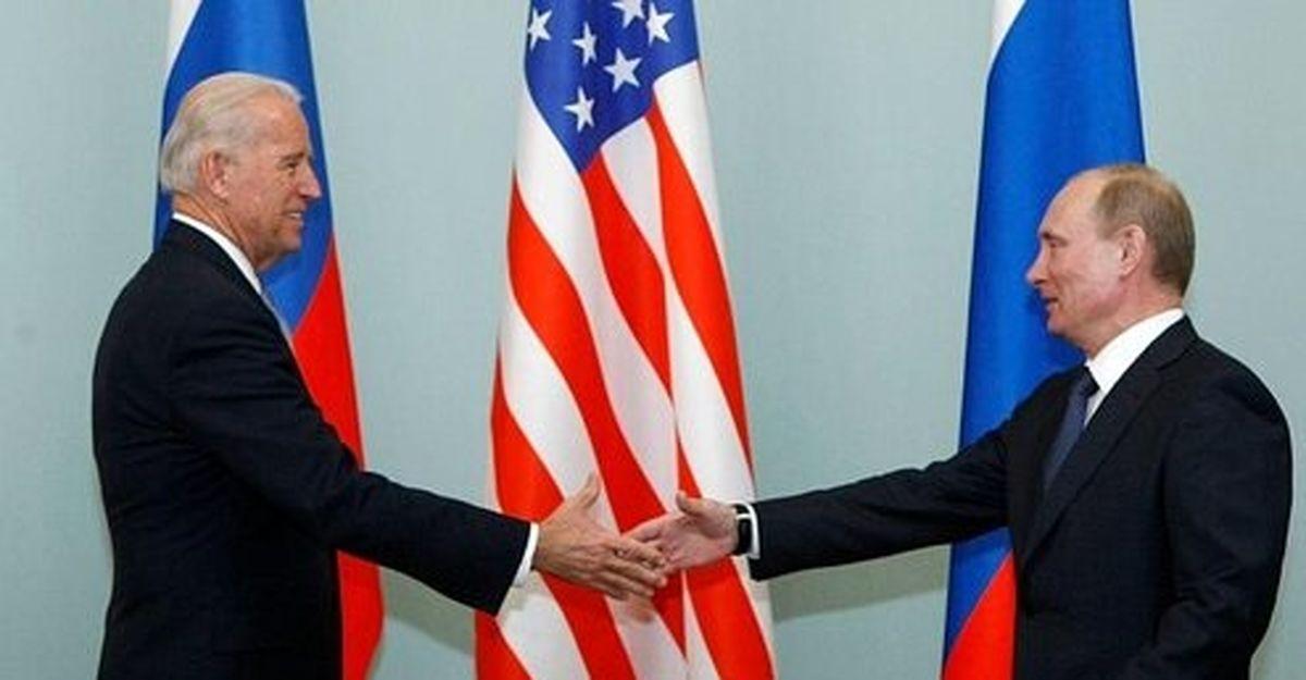 زمان دیدار بایدن و پوتین اعلام شد