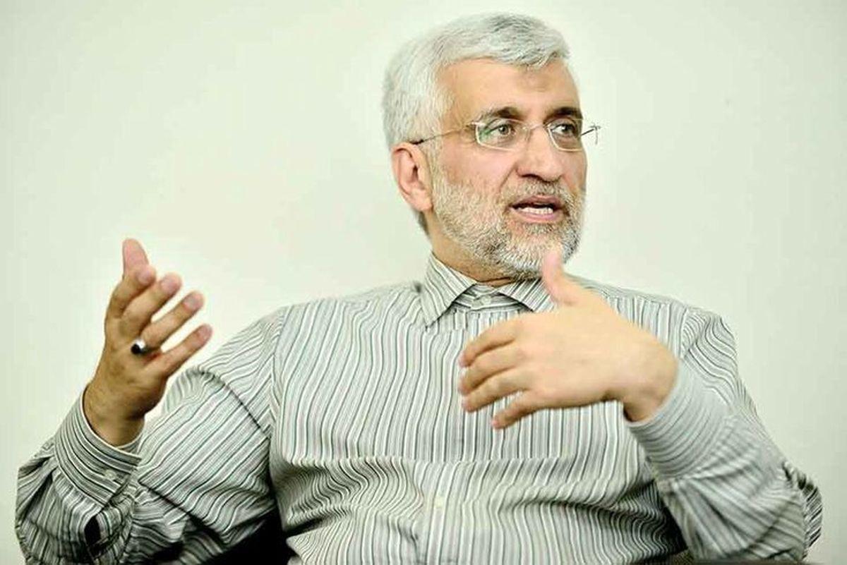 جدیدترین موضع انتخاباتی سعید جلیلی