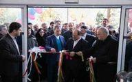 گشایش ساختمان جدید شیرخوارگاه شبیر با مشارکت بانک ملت