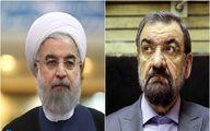 واکنش تند محسن رضایی به عذرخواهی روحانی از مردم و نظر وی در مورد سقط جنین